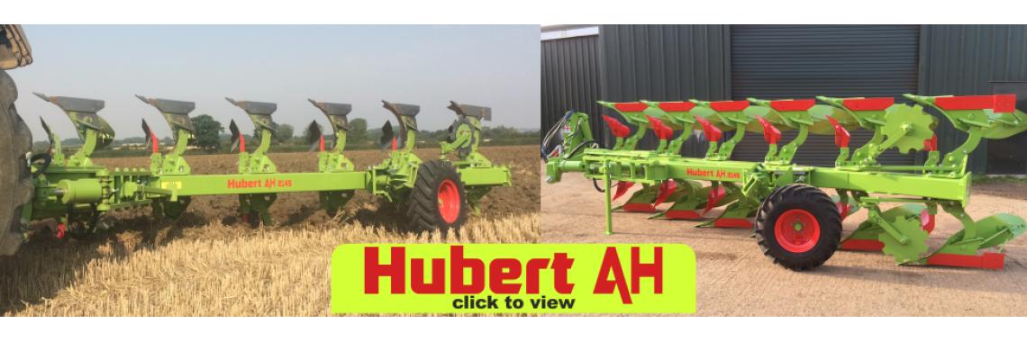 Hubert AH Plough range