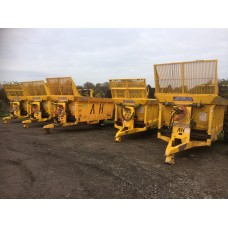 Ex Hire Manure Spreaders