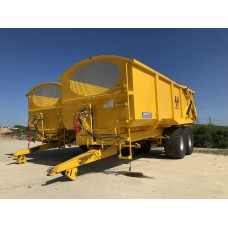 Ex Hire Bulk Trailer