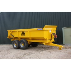 AH - Industrial Dump Trailer Sales