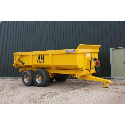 AH - Industrial Dump Trailer Sales