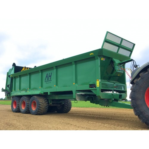 AH - Magnum Spinning Disc Manure Spreader Sales