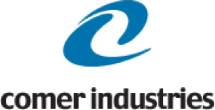 Click here to be redirected to the Comer Industries website